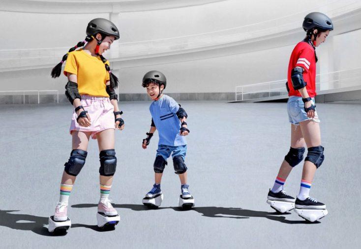 Xiaomi Mijia Ninebot E-Skates Kinder