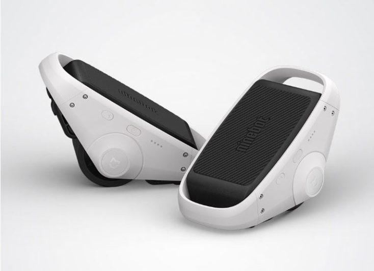 Xiaomi Mijia Ninebot E-Skates grau