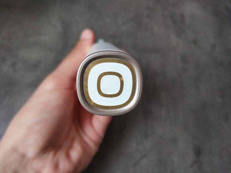 Xiaomi Oclean X Zahnbürste Unterseite