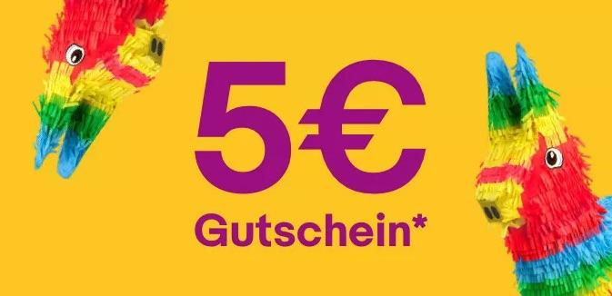 eBay Geburtstag Gutscheinaktion