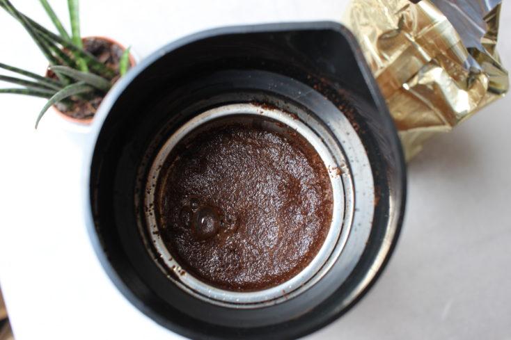 soulhand Cold Brew Zubereiter Kaffeesatz