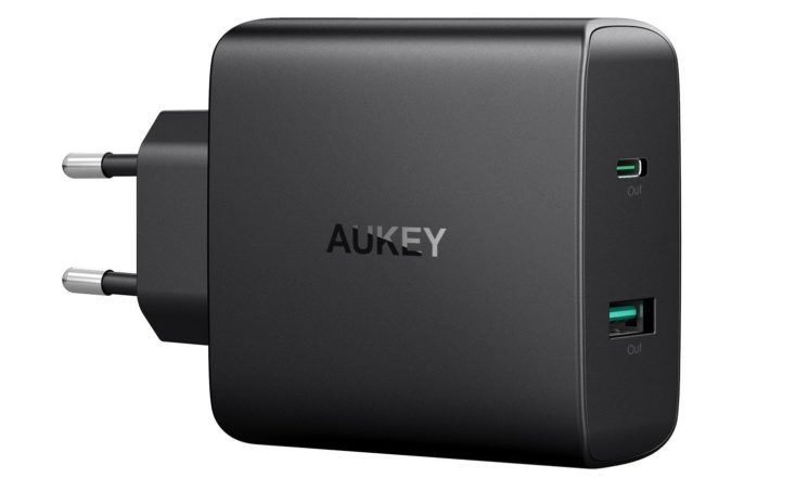 Aukey USB-Netzteil