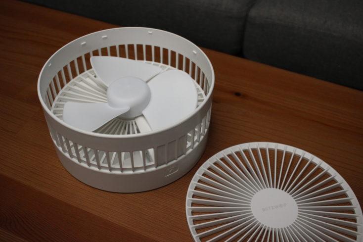 BlitzWolf BW-FUN1 Ventilator Reinigung