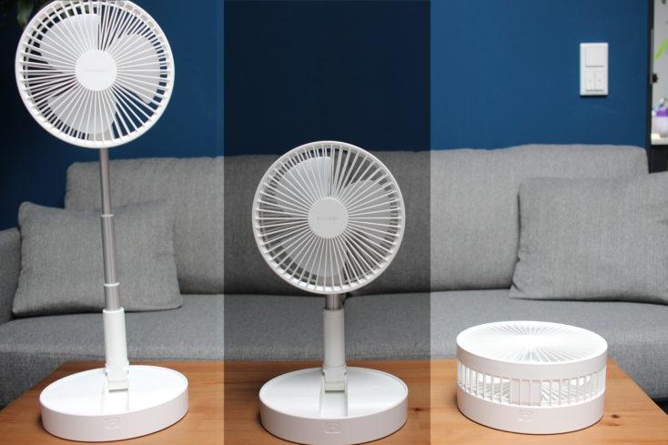BlitzWolf BW-FUN1 Ventilator verschiedene Größen