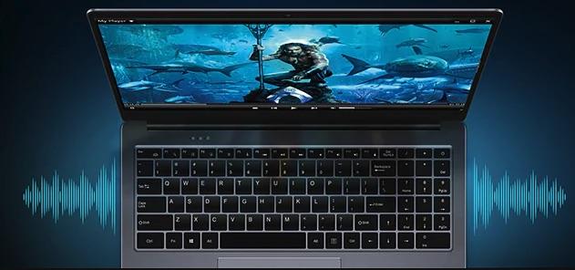 CHUWI LapBook Plus Lautsprecher