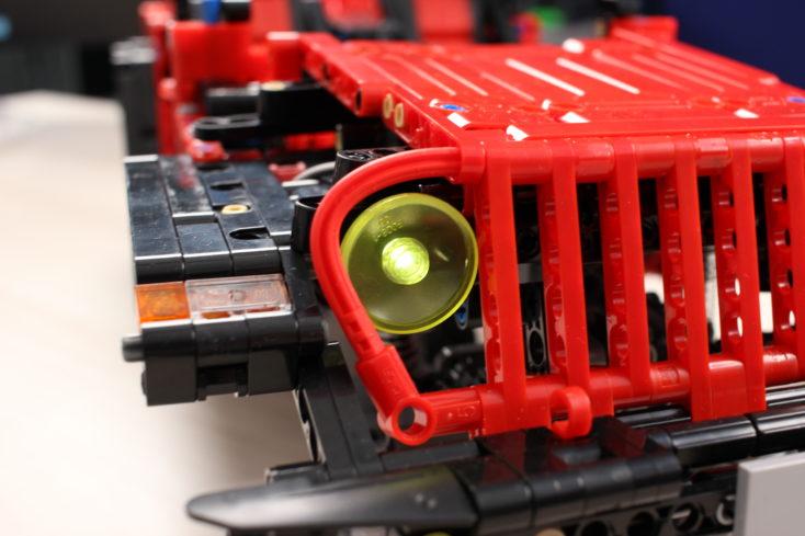 CaDA C61006 Off-Road-Truck Beleuchtung