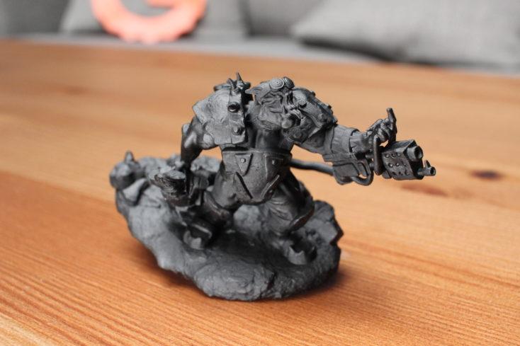 ELEGOO Mars Ork Print grundiert und ausgeleuchtet