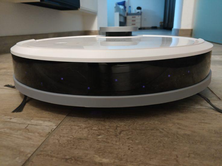 Ecovacs Deebot Ozmo 900 Saugroboter Sensorik