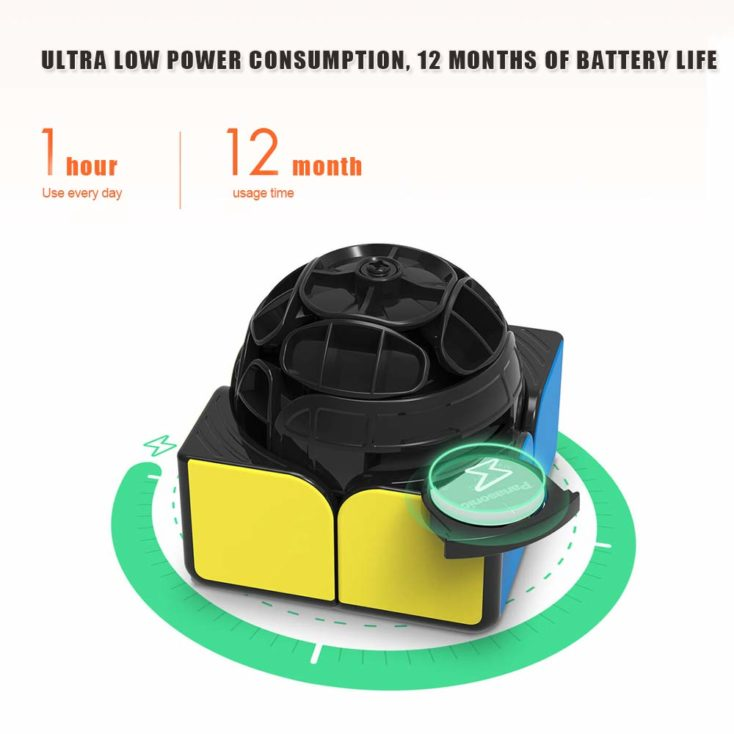 Giiker i2 Zauberwürfel Batterie
