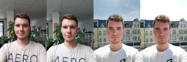 Honor 20 Pro Selfies Portraits