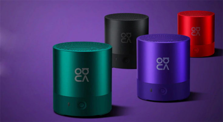 Huawei Mini Speaker verschiedene Farben