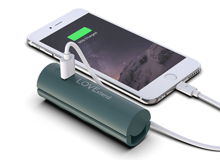 LOVExtend LP-100 Powerbank