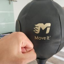 MoveIt Speed smarter Boxsack Punch Schlagfläche