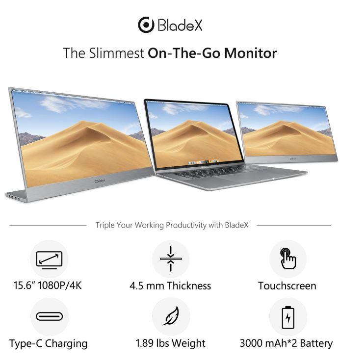 Odake BladeX Monitor