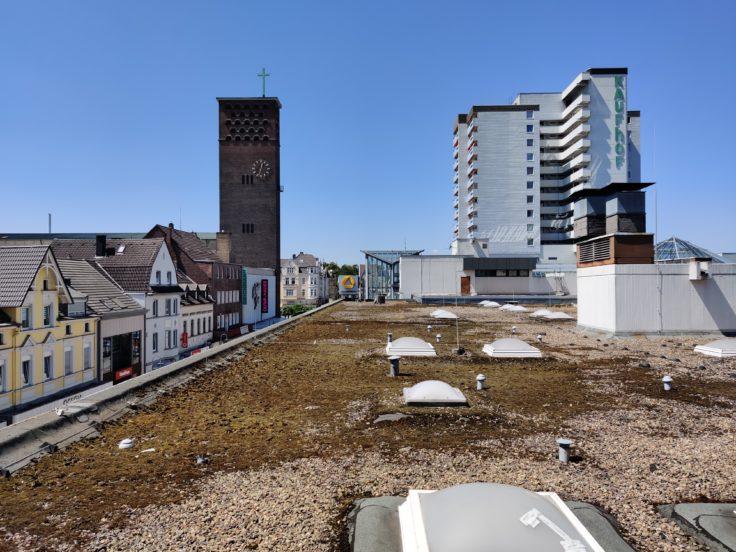 OnePlus 7 Dach