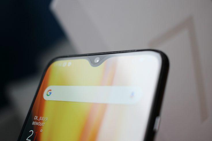 OnePlus 7 Frontkamera