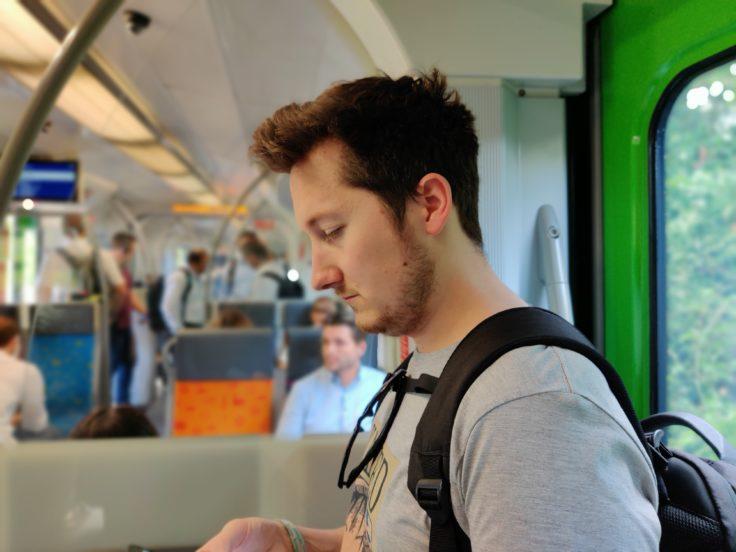 OnePlus 7 Jens Portrait