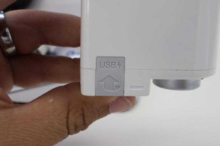 Sensor Wasserhahn microUSB