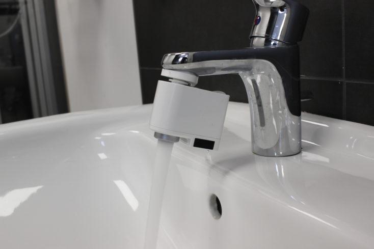 Sensor Wasserhahn Wasser