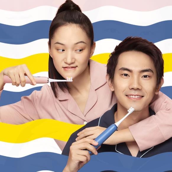 SOOCAS X5 elektrische Zahnbürste Werbung