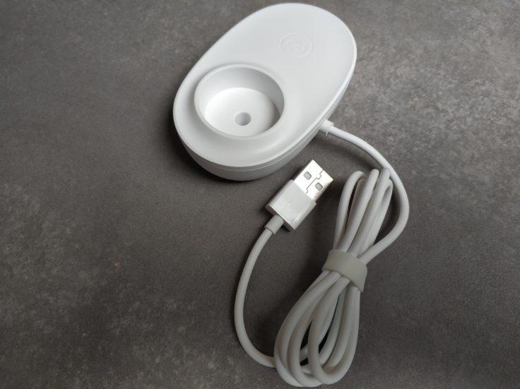 SOOCAS X5 elektrische Zahnbürste Ladestation