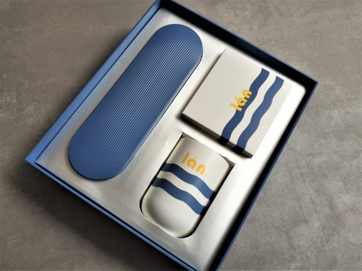 SOOCAS X5 elektrische Zahnbürste Verpackung Lieferumfang