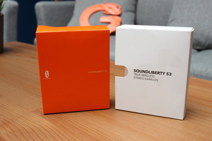 TaoTronics Soundliberty 53