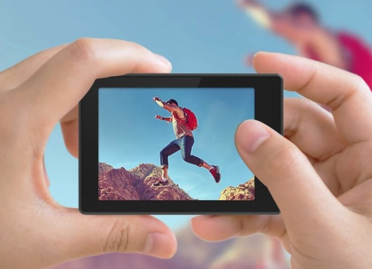 ThiEYE T5 Pro Action Cam Touchscreen