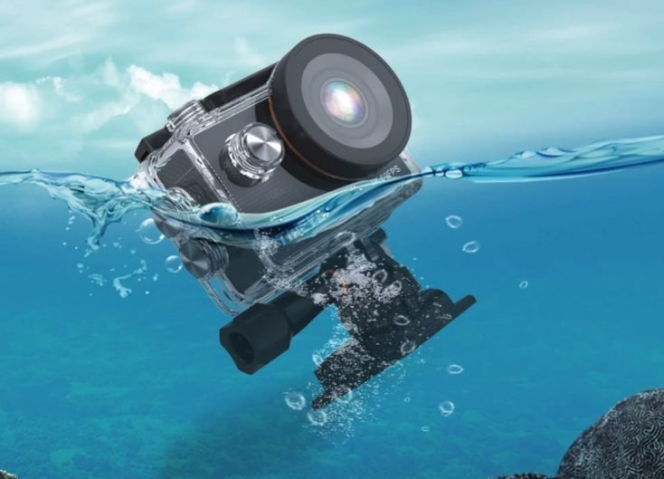ThiEYE T5 Pro Action Cam Wasserdicht