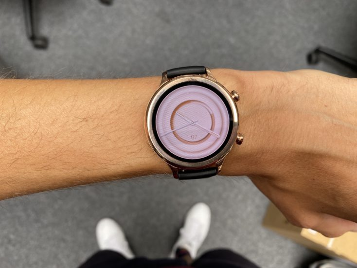 Ticwatch C2 Plus Smartwatch