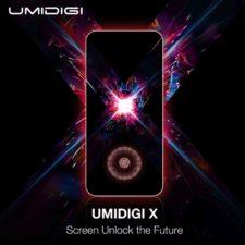 UMIDIGI X Design