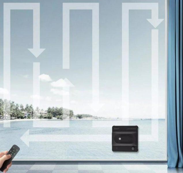 Xiaomi Bobot Fensterputzroboter Fernbedienung