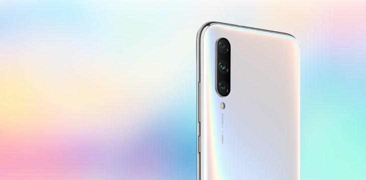 Xiaomi Mi A3 Kamera