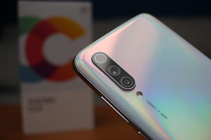 Xiaomi Mi CC9 Triple Kamera
