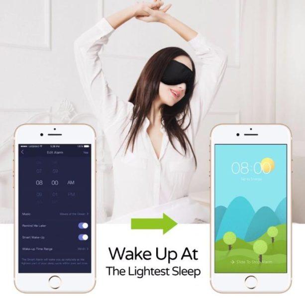 Xiaomi Sleepace Schlafmaske Kopfhörer App