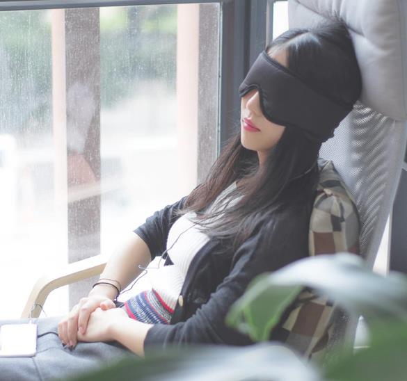 Xiaomi Sleepace Schlafmaske Kopfhörer Travel