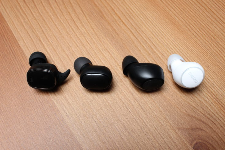 wireless In-Ear kopfhörer
