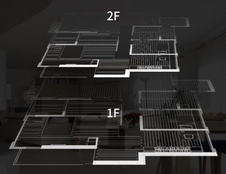 360 S7 Plus Saugroboter Kartenspeicherung mehrerer Etagen