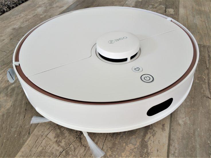 360 S7 Saugroboter Design