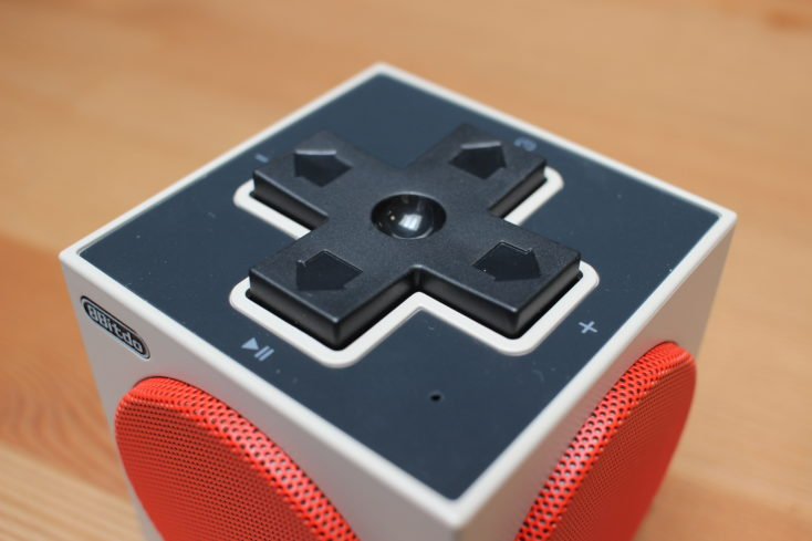 8Bitdo Retro Cube Speaker Tasten