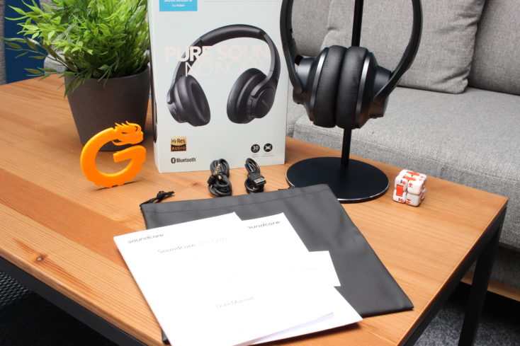 Anker Soundcore Life Q20 Lieferumfang