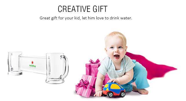 Bierkrüge Partner Kind Geschenk