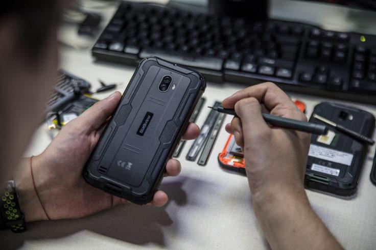 BlackView BV5900 Smartphone