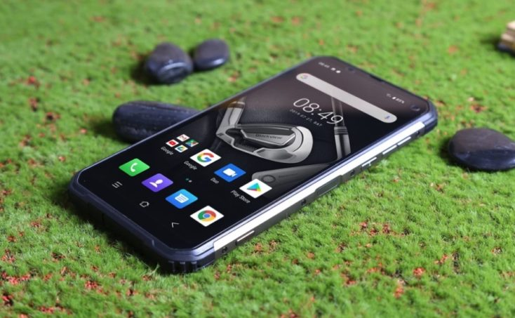 Blackview BV6100 Android 9