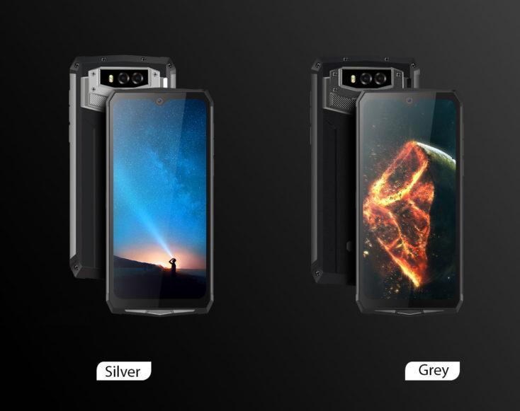 Blackview BV9100 Outdoor-Smartphone Design