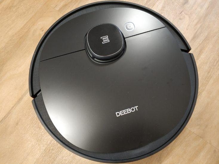 Ecovacs Deebot Ozmo 950 Saugroboter Maße