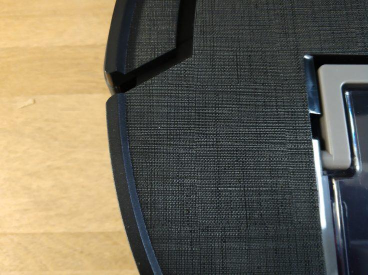 Ecovacs Deebot Ozmo 950 Saugroboter Material Verarbeitung