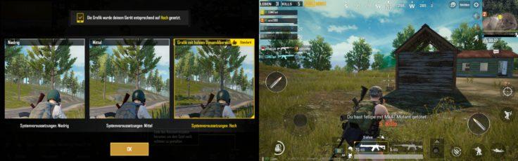 HUAWEI MediaPad M6 PUBG Game