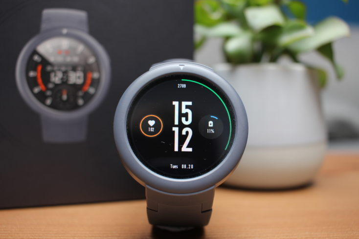 Huami Amazfit Verge Lite Display 2