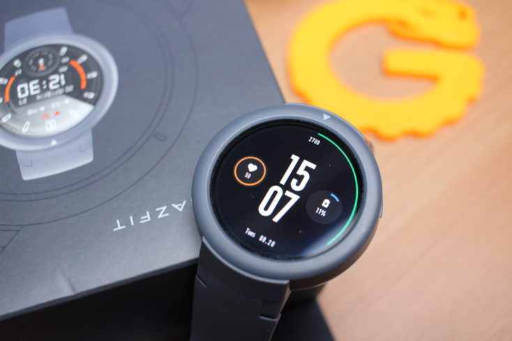 Huami Amazfit Verge Lite Display